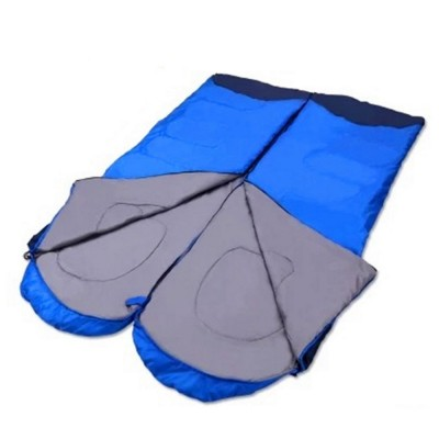 Portable Sleeping Sack Camping Equipment, Thicken Thermal High Quality Outdoor Bedding, One Kilogram Sleeping Bag for Adults