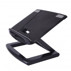 Neck-protective Portable Stand for Notebook Computer Projector, Foldable Heat Dissipated Lifting Support, Ergonomic Laptop Stand