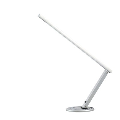 Creative Minimalist Fashion Large Foldable Eye Protection Table Lamp, Modern Tough Aluminum Bedside Office Light 10W Cool White