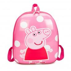 Children EVA Eggshell Backpack, Cartoon Cute Printing Waterproof Large Capacity Shoulder Schoolbag