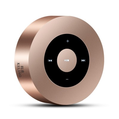 Delicate Small Mobile Phone Wireless Bluetooth Speaker, Mini Quality Breaking-proof Plastic Loudspeaker Sound Box