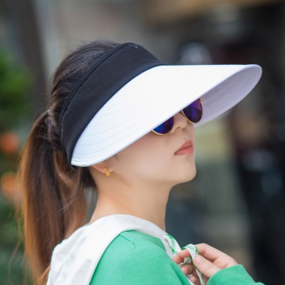 20bdc9181 Casual Unisex Summer Skin-friendly Cotton Sun Hat Topee, UV Protection  Driving Cycling Sun Cap