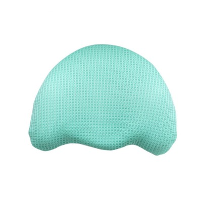 Summer Comfortable Infant Tencel Memory Cotton Pillow, New Born Baby Anti-roll Prevent Flat Head Cushion Pillow