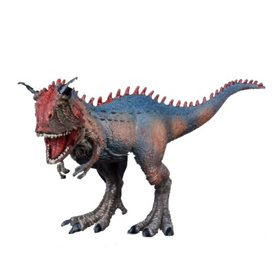Carnivorous Cattle Dragon Dinosaur Toy, Solid Simulation Large PVC Dinosaur Model, Educational Realistic Dinosaur Figures Carnivorous Ox for Toddlers Kids