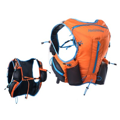 12L Sports Backpack, Ultralight Unisex Nylon Backpack, Hydration Pack Backpack for Travel Hiking Camping