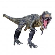 Simulation Dinosaur Toy Solid, No Stitching PVC Dinosaur Model, Educational Realistic Dinosaur Figure Tyrannosaurus Rex
