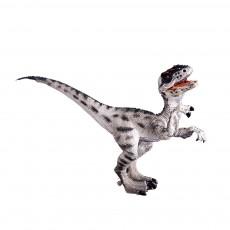Raptor Dinosaur Toy, Jurassic Dinosaur World Simulation Animal Toy, Raptor Dragon Tyrannosaurus Spinosaurus Model