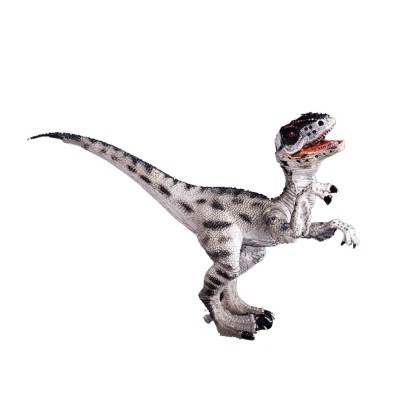 Raptor Dinosaur Toy, Jurassic Dinosaur World Simulation Animal Toy, Raptor Dragon Tyrannosaurus Spinosaurus Model