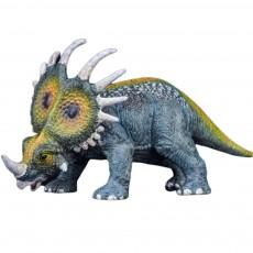 Simulation Halberd Dinosaur Toys, Solid No Stitching PVC Dinosaur Model, Educational Realistic Dinosaur Figures