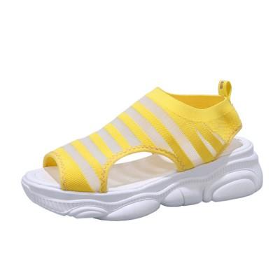 Ladies' Open Toe Sandals, Fish Mouth Shoes, Thick Soles Sport Sandals for Women