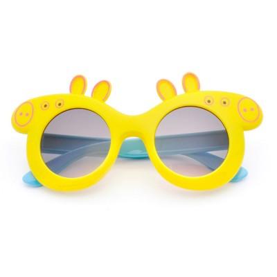 Peppa Pig Cute Sunglasses Children Cartoon Uv400 Sun Protection Kid Costume Sunglasses Best Gifts For Kids