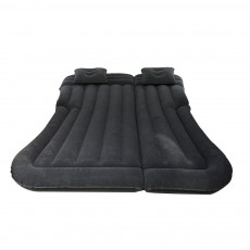 Rear Car Inflatable Bed, Inflatable Travel Car Mattress Air Bed Back Seat Sleep Rest Mat with Pillow