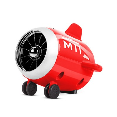 Bluetooth 5.0 Portable Speakers Cute Airplane Shape Mini Bluetooth Wireless Speaker with TWS Technology for iOS Android
