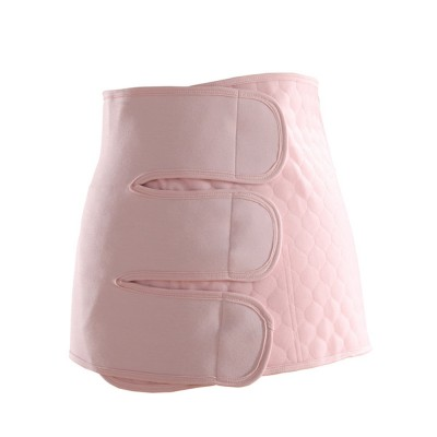 Postpartum Recovery Belt Girdle Cotton Steel Support Body Shaper for Mom