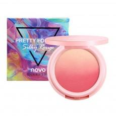 Cheek Powder Blush Professional High Definition Blush Contouring Blusher Makeup Box