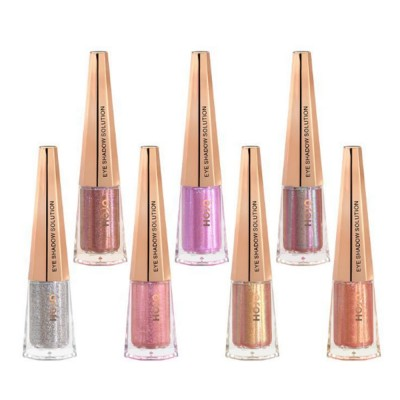 Unicorn Liquid Eye Shadow Waterproof Shimmery Eye Gloss Single Color Lightweight Cosmetic for Women Ladies Girls Women Make Up Tool