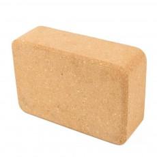 Cork Yoga Brick EVA Non-slip Training Tile Assist for Practitioners Fitness Environment Massage Yoga Block