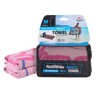 Cartoon Bath Outdoor Sports Travel Absorbent Adult Soft Fast Drying Swimming Beach Towel Thermal Transfer Printing Towels