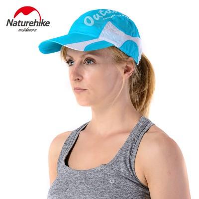 Outdoor Sport Running Baseball Mesh Hat Quick-drying Summer Visor Breathable Cap for Camping Hiking