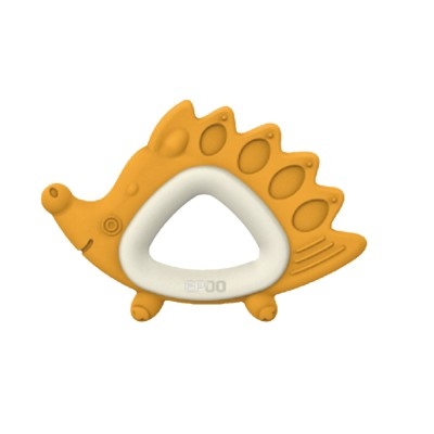 Hot Sell New Design Baby Teether Toys Soft Molars Solid Safe Food Grade Organic High Quality Silicone Teething