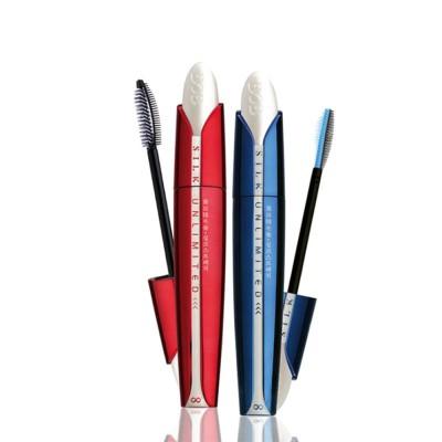 Water & Sweat-proof Mascara, Black Long Lasting Lengthening Thickening Curving Volume Eyelashes Make-up Mascara