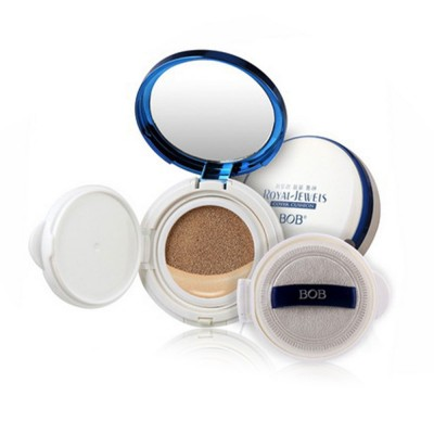 BB Cream Air Cushion Cover Moisturizing Hydrating Makeup Foundation Concealer Light Long Lasting Face Cushion