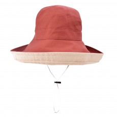 Sun-proof Bucket Hat for Children & Kids Cotton & Linen Spring Summer Sun Hat for Girls & Boys
