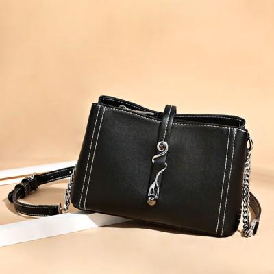 2019 New Fashion Chain Women Cross shoulder Bag Korea-style Contracted Sling Bag  Personality Fashion handBag