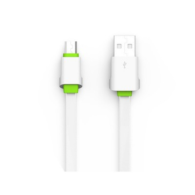 2M 2.1A USB Samsung Android iPhone PVC Rubber Fast Charging Line