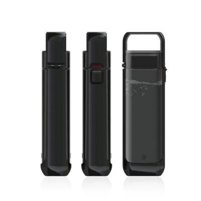 Portable Creative Transparent Water Bottle for Running Walking Hiking, Food Grade BPA Free PC Multifunctional Hand Bottle