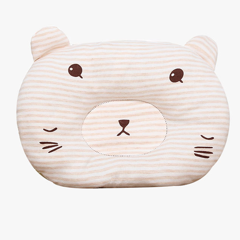 Positioning Organic Anti Roll Infant Sleep Toddler Pillows