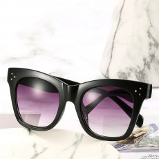 Wind Trend Large Frame Sunglasses in Europe and America Fashion box Sunglasses for Network Red Man Street Photography