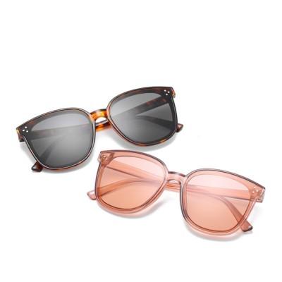 Gm Sunglasses Anti-ultraviolet Box Network Red Man V Brand Sunglasses, Stars With The Same Trendy Sunglasses, Retro Box Classic Trendy Sunglasses