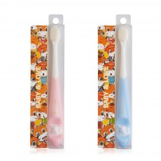 New Child Panda Pattern Toothbrush Small Simple Soft Head Bristle Lovely Promotion For Kids Children