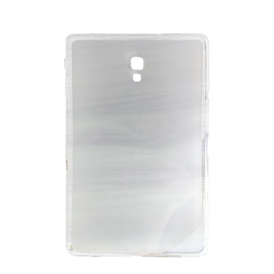 Transparent Waterproof Tempered Glass TPU Back Phone Case For Samsung T590 TPU Mobile Phone Case Protective Cover