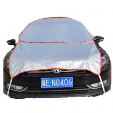Universal Car Sunshade UV Ray Protector Cooler Umbrella Fabric Sunshade for Cars