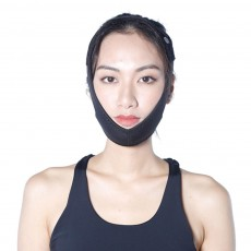Anti-snore Belt Stop Snoring Soft Chin Strap Jaw Support Anti Apnea Adjustable Solution Sleeping Device Aid Tools