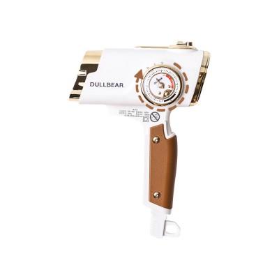 DULLBEAR Negative Ion Hair Dryer Small Portable Folding Home Travel Hairdryer