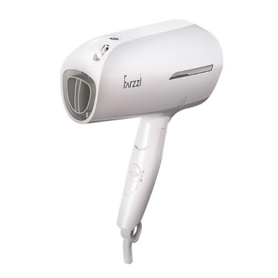 Water Ion Hair Dryer, Large Power Temperature Control Adjustment Quiet Electric Hair Drier with Moisturizing Cold & Warm Wind