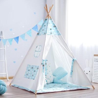 half off 66599 eea1a Children's Tent Baby's Indoor Cloth Toy Princess Room Game Room Reading  Corner