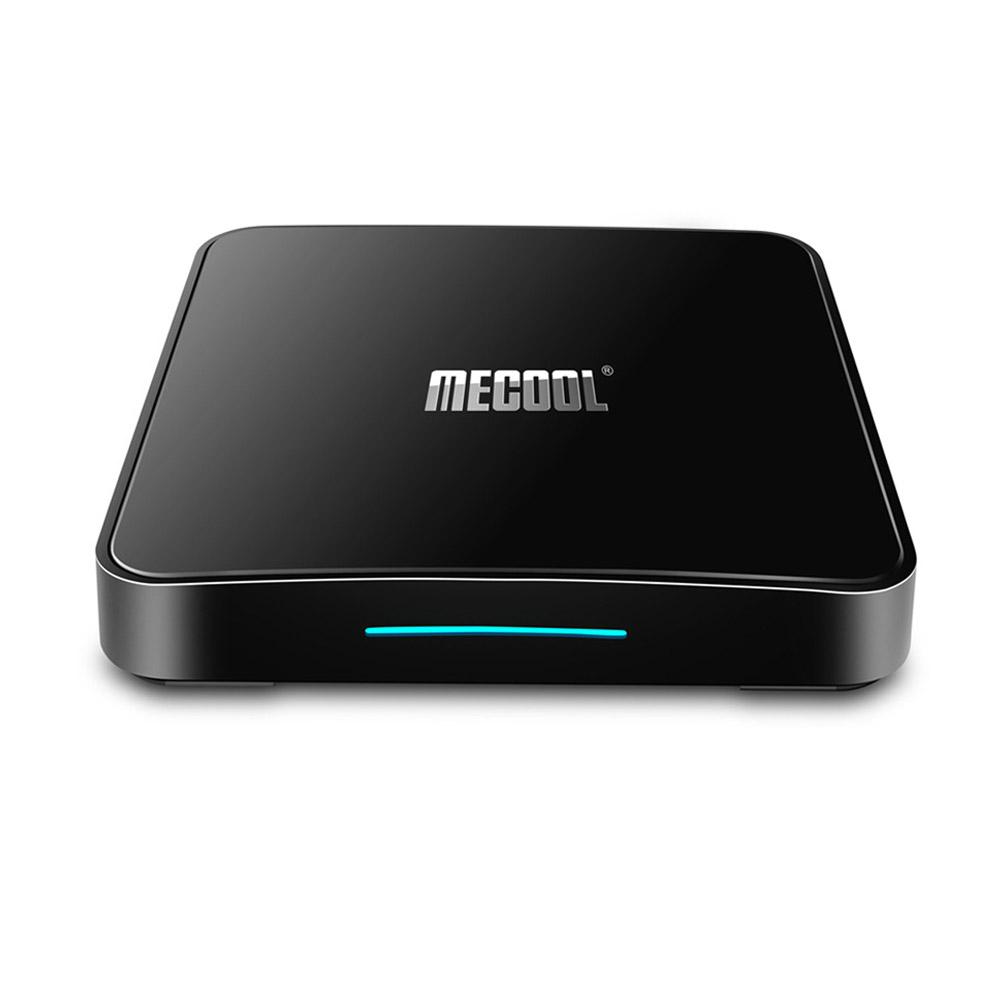 MECOOL 905X2 Android 9.0 Smart TV Box 4G 64G Amlogic S905X2 Quad Core A53 ...