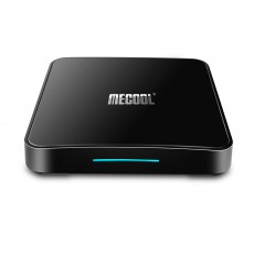 MECOOL KM3 905X2 Android 9.0 Smart TV Box 4G 64G Amlogic Quad Core A53 3D ...