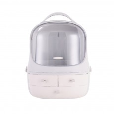 Penguin Drawer Cosmetics Box Space Capsule Cosmetic Box Cosmetic Receiving Storage Box