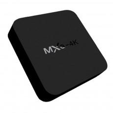 MXQ-4K H3 Android 7.1 TV Box 2GB 16GB Quad Core 4K Wifi Bluetooth H.265 Smart Set Top MXQ Box Network Player Kodi Google