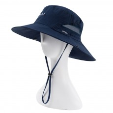 Sunscreen Foldable Bucket Hat for Men Summer Korean Style Sunhat for Outdoor Activities Casual Anti-UV Male Hat for Climbing Bucket Hat