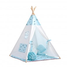Children's Tent Baby's Indoor Cloth Toy Princess Room Game Room Reading Corner