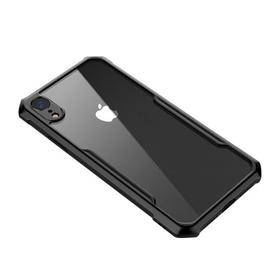Phone Protective Case Soft Silicone TPU Transparent Cover Case Slim Thin Phone Protection Shell Clear Cover for iPhone 7 Plus, iPhone 6s, iPhone 8, iPhone X, iPhone XS, XS MAX, XR
