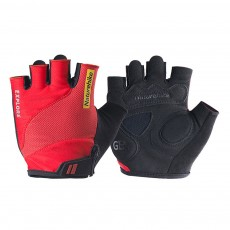 Summer Men Women Half Finger Cycling Sports Gloves Functional Non-slip Wear Resistant Mountaineering Anti-slip Fitness Gloves