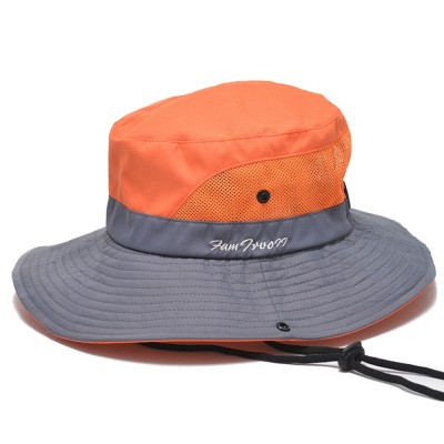 Foldable Bucket Hat for Women, Sunbonnet Sun Hat for Summer, Wind-proof Sun-proof for Outdoor Activities