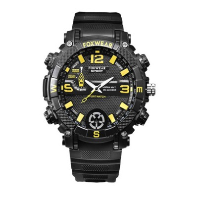 HD Camera Sport Watch IPX7 Waterproof Smart Wifi Watch with LED Lighting Outdoors Sports Watch For Men
